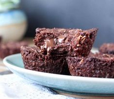 Toasted Coconut Chocolate Chunk Brownies