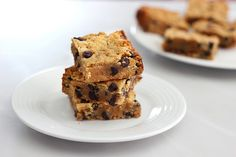 Grain-Free Chocolate Chip Cookie Bars - Gluten-Free + Dairy-Free by Tasty Yummies, via Flickr