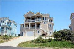 Wellfleet Outer Banks Rentals | Pine Island - Oceanfront OBX Vacation Rentals