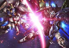 GUNDAM GUY: Awesome Gundam Digital Artworks [Updated 2/16/16]