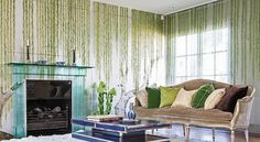 Hand painted wallpaper of Willow Design from Yrmural Studio,Good price with same high quality as deGournay and Fromental at http://www.yrmural.com