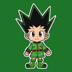 Hunter X Hunter Chibi - Tap to see more Hunter x Hunter wallpaper! @mobile9