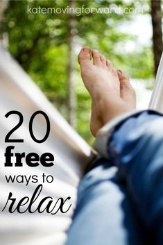 Some great ideas for when you NEED to relax and release stress, but you don't want to spend a lot of money. Trying these today!