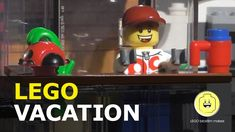 LEGO movie, Vacation (Brickfilm) This is a lego brickfilm. The Lego figure is on vacation and there are several adventurous events. Thanks for watching! Don't forget to like, subscribe and share with your friends!  #lego #brickfilm #stopmotion #vacation Lego Activities, Fun Activities For Kids, Lego Man, Lego Figures, Lego Movie, Stop Motion, Legos, Don't Forget, Events
