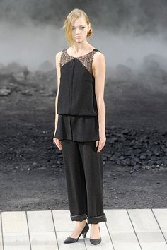 Chanel Ready to Wear Collection - Fall 2011 #chanel #fashion #fall_fashion