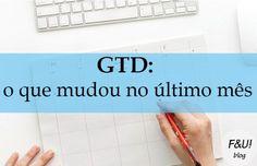 Eu e o GTD