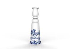 Flower Vase Graphic 6 - Marcel Wanders for Randstad