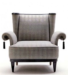 Jual Sofa Arm Chair , Custom Design One Seat Seat / Luxury - Jakarta Selatan - Dekor Haus Wing Chair, Sofa Chair, Upholstered Chairs, Armchair, Small Sofa, Large Sofa, Grey Furniture, Furniture Design, Concrete Furniture