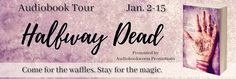 SMADA's Book Smack: Blog Tour & Giveaway: Halfway Dead by Terry Magger...