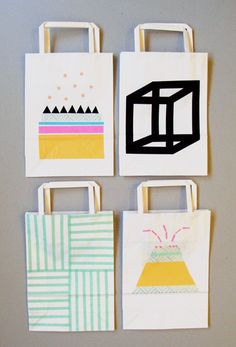 Decorar regalos con Washi tape