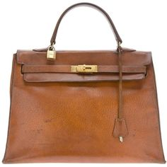 Hermes Vintage 'Kelly' bag