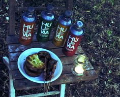 Summer grilling using our Hulivia selection