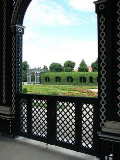 Schönbrunn Palace Gardens, Vienna, Austria