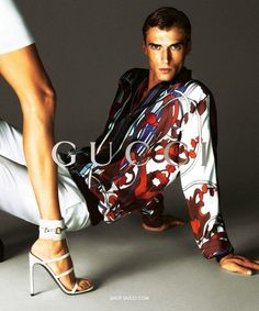 Clément Chabernaud Guccis Spring/Summer 2013 Campaign