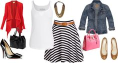 """""""From Work to Play"""" by kaitlinsmommy on Polyvore"""