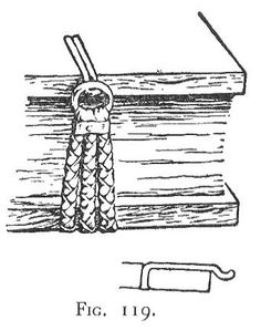 Book Clasp - No instructions but this is pretty easy to replicate.