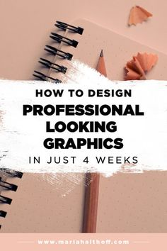 How to Design Professional Looking Graphics in Just 4 Weeks — Mariah Althoff – Graphic Design + Freelancing Tips - If you're ready to ditch the free design software and upgrade to learning Adobe Illustrator, I' - Graphisches Design, Graphic Design Tutorials, Graphic Design Inspiration, Logo Design, How To Design, In Design Tutorial, Time Design, Design Concepts, Design Files