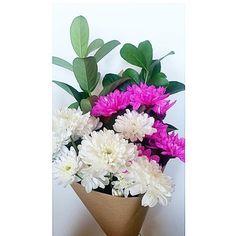 Хризантемы  #flowers #flowersdelivery #tjk #tajikistan #dushanbe #цветы #таджикистан #доставкацветов