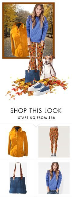 """Orange Circle Print Leggings for Fall"" by sgolis ❤ liked on Polyvore featuring CÉLINE, Toast, G-Star Raw, printleggings, zazzle, FallColors and pantoutfit"