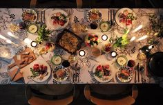 SEASON, scope Come Dine With Me, Beautiful Table Settings, Dinnerware, Seasons, Dining, Kitchen, Dinner Ware, Food, Cooking