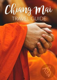 Everything you need to know about traveling to Chiang Mai, Thailand. Things to do, which temples to visit, day trips, weekend trips, and so much more!