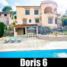 Ferienhaus Moraira Costa Blanca Villa Spanien Doris 6