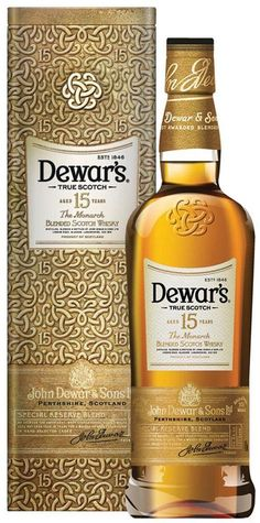 Dewar's 15 Year Old The Monarch Blended Scotch Whisky | @Caskers