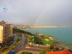 Latakia, Syria - After the rain