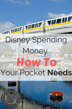 How Much Spending Money for Disney| There are some things about our Disney vacation that we can't estimate exactly. Let's figure out how much spending money for Disney you need.  Find more information at www.planningthemagic.net