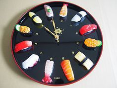 Sushi Inspired Home Decor