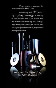 Another reason why we love #Oribe Hair Care!!