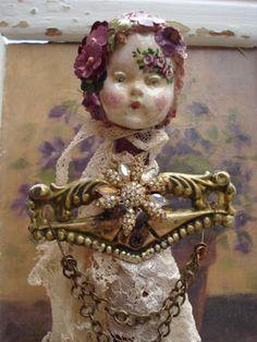 JoAnnA Pierotti's Online Art Doll Class
