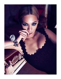 Beyoncé by Alexi Lubomirski for Harper's Bazaar UK September 2011
