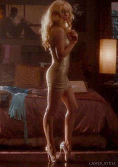Burlesque; Aguilera as Ali Rose. That BODY and those SHOES! You go Girl!