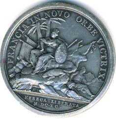 monnaie 1650 nouvelle france - Recherche Google