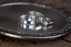 Meg and James were full of life and fun and wanted to reflect that for their wedding. Pretty Rings, Real Weddings, Photo Ideas, How To Memorize Things, Wedding Rings, Bling, Engagement Rings, Crystals, Diamond
