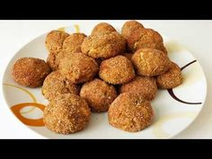 Pumpkin meatballs in the oven! Quiche, Dog Food Recipes, Cooking Recipes, Starters, Side Dishes, Oven, Health Fitness, Food And Drink, Appetizers