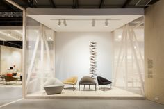 Arper / Milan 2014 Colina by lievore altherr molina