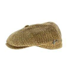 ec7319a6 casquette hatteras logan stetson Newsboy Cap, Logan, Men's Hats, Mesh Hats