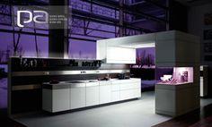 Espacio para nuevas ideas  Con la línea +ARTESIO de Poggenpohl se presenta la unidad de diseño de muebles y arquitectura. Allí la cocina se libera y hace que las paredes, piso y techo se reinventen en un espacio de nuevas ideas.