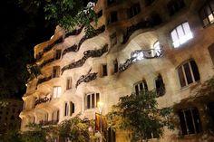 Rutas Mar & Mon: Noche de los Museos en La Pedrera-Barcelona