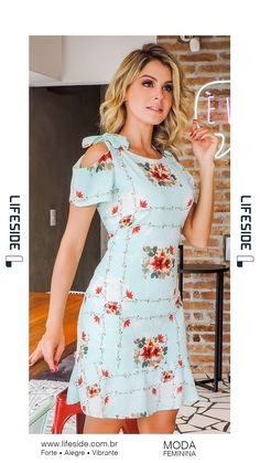 2019 Casual Fashion Trends For Women - Fashion Trends Casual Wear, Casual Dresses, Short Dresses, Fashion Dresses, Girls Dresses, New Frock, Vestidos Retro, Bodycon Outfits, Mom Dress