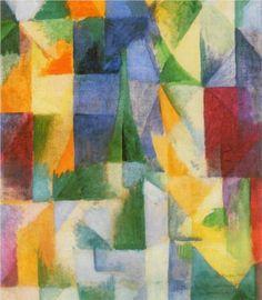 Window - Robert Delaunay