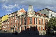 Seventh-day Adventist Church in Oslo, Norway