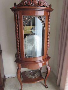 REGINA Stand Up Music Box 1889-1993 # 51257
