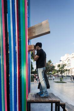 La Miradora by Archetonic para el Abierto Mexicano de Diseño  Fotografía: Onnis Luque