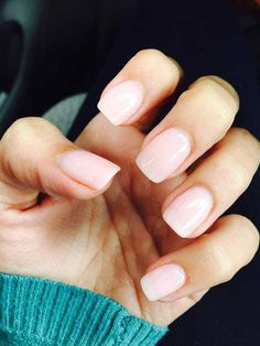 NexGen Nails Vs Shellac Nails: Which One Is Actually Better? NexGen Nails Vs Shellac Nails: Which One Is Actually Better? Nexgen Nails Colors, Neutral Nails, Nail Colors, Pink Shellac Nails, Nail Pink, Orange Nail, Sinful Colors, French Nails, Nail Ideas