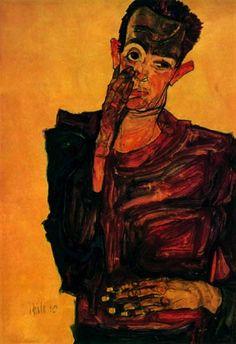 Egon Schiele, la tragedia erótica | Cultura Colectiva - Cultura Colectiva