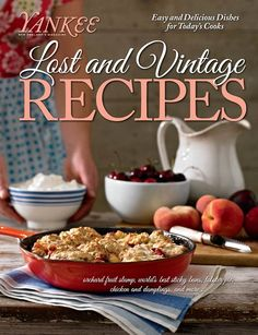 Classic Swedish Meatballs & Yankee Magazine Lost & Vintage Recipes Giveaway — Savor The Thyme - Food, Family and Lifestyle
