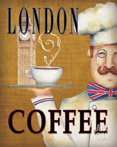 Worlds Best Chef III Print by Daphne Brissonnet at eu.art.com